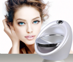 Touch Beauty LED Light Up Double Sided Mirror with Normal & 5x Zoom Mirror
